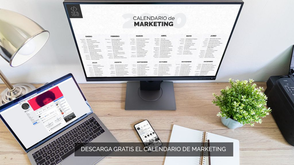 community manager, calendario de marketing, social media manager